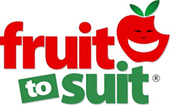 Fruit to Suit logo